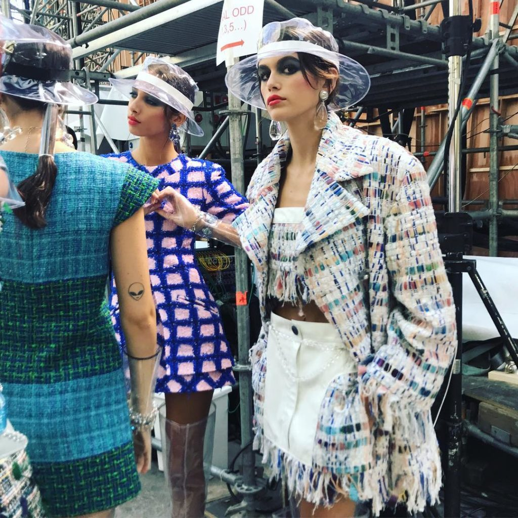 PFW SS 2018: Chanel by Karl Lagerfeld