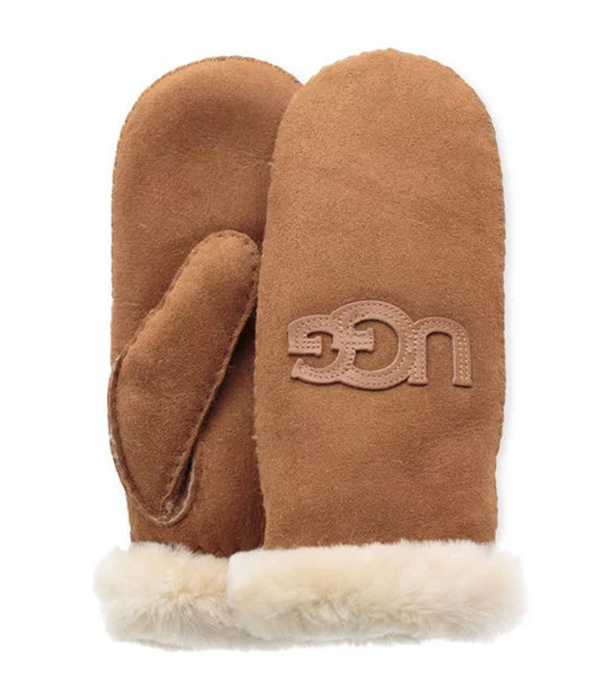 Guanti in pelle Heritage by UGG.