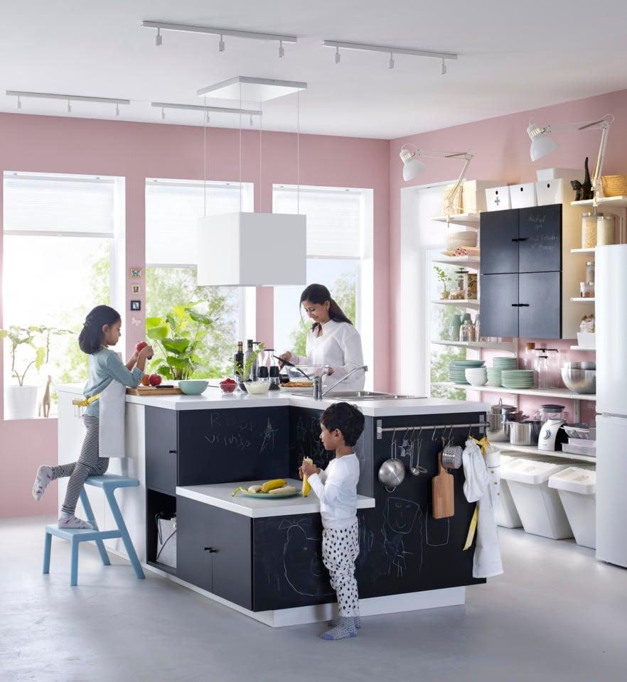 Catalogo ikea 2018 la cucina perfetta per te unadonna for Cucina x bambini ikea