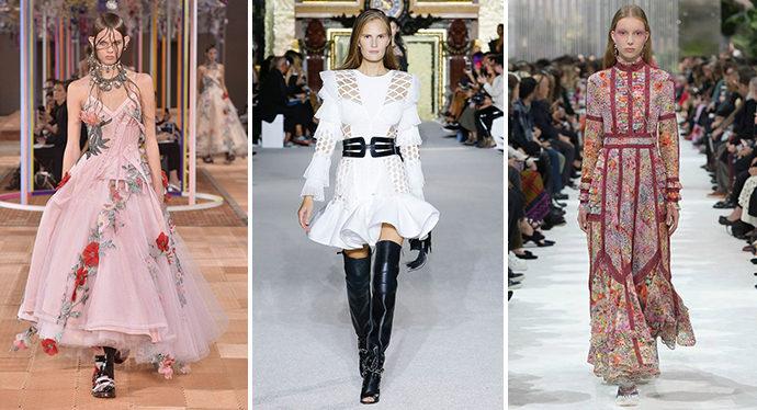 Da Dior ad Alexander McQueen, il meglio delle sfilate della PFW SS 2018.