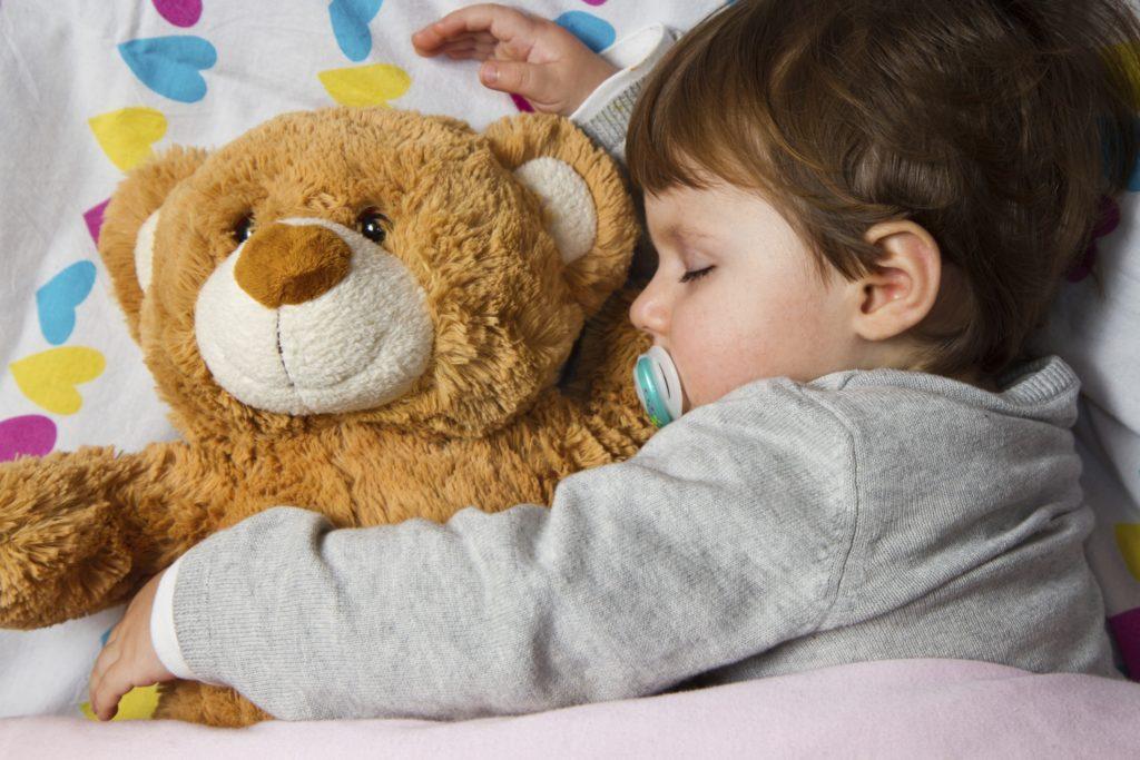 Risveglio notturno bimbi tre anni