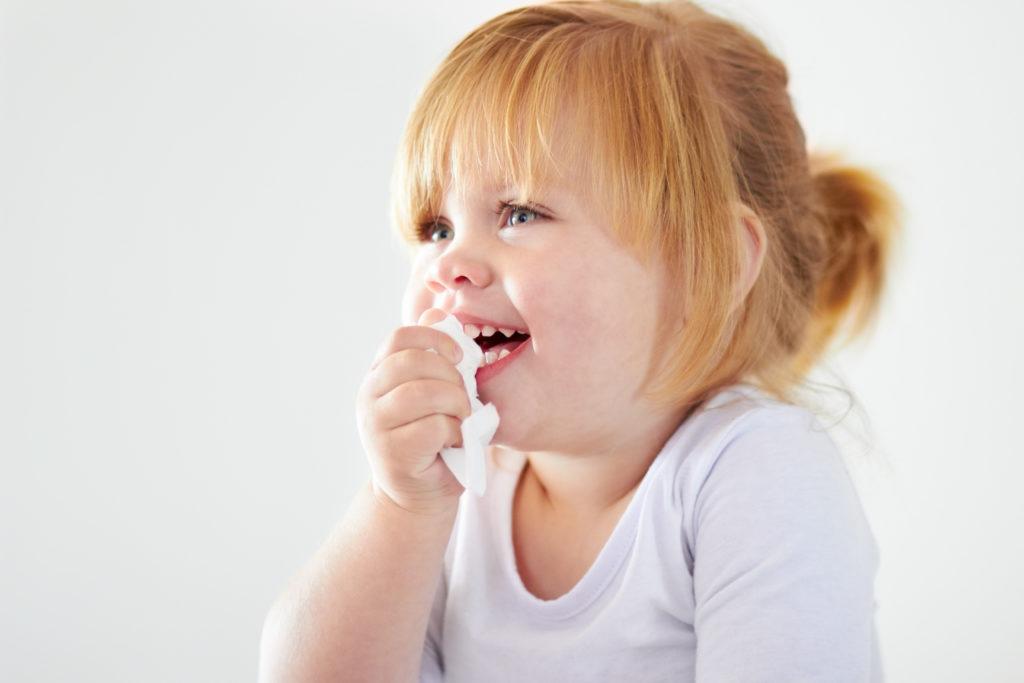 Un nasino libero e ben lavato torna a far sorridere i vostri bambini