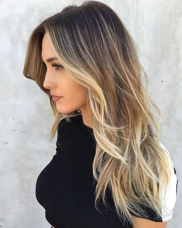 10 look per tagli capelli scalati | UnaDonna