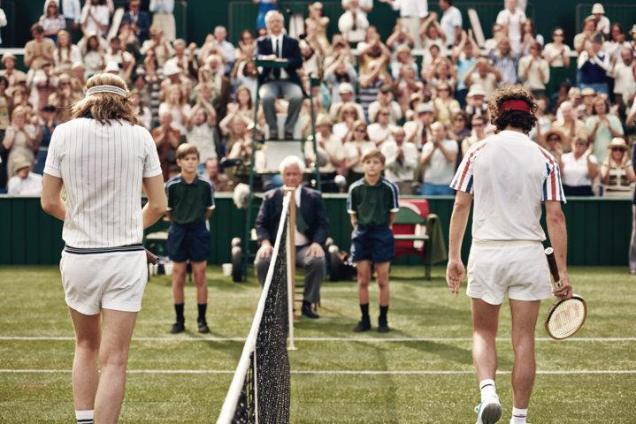Finale di Wimbledon 1980. Una partita che cambia la storia del tennis.