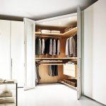 Cabina armadio angolare: qualche idea