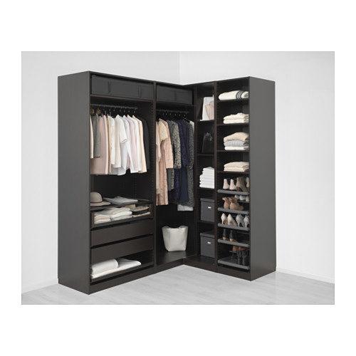 Armadio Cabina Angolare Ikea.Cabina Armadio Angolare Qualche Idea Unadonna It Il Magazine