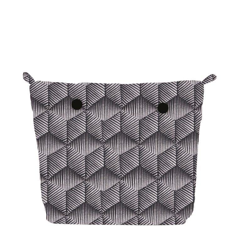 Sacca interna Black & white by O bag