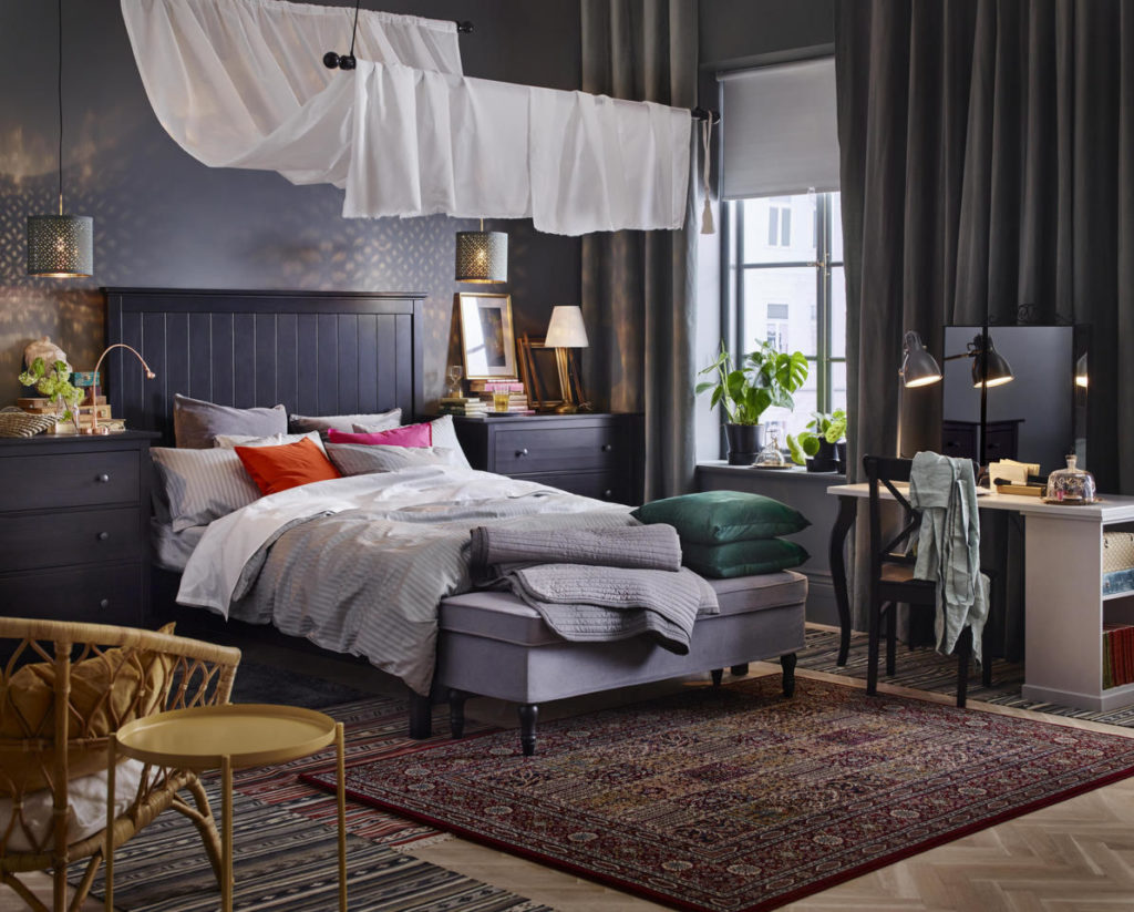 Camera ikea le novit del catalogo 2018 unadonna for Rendere accogliente camera da letto