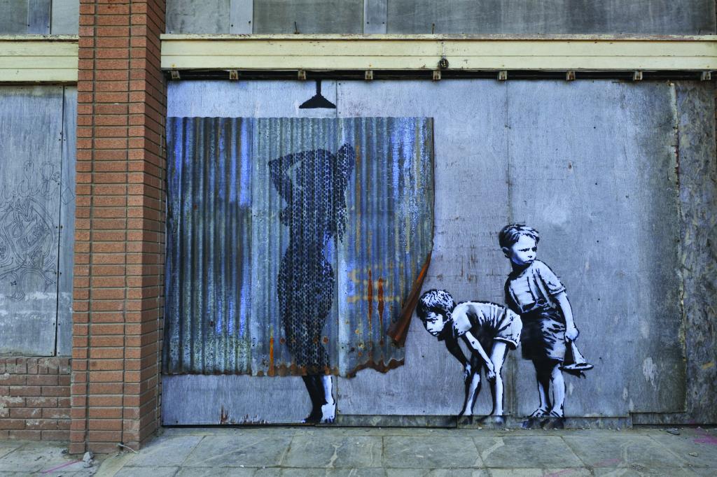 Ma dov'è Banksy? L'Ippocampo Edizioni