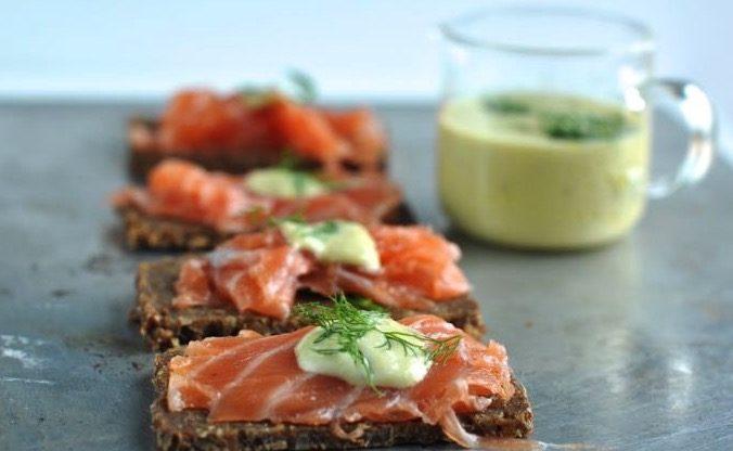 Gravlax - salmone marinato alla svedese