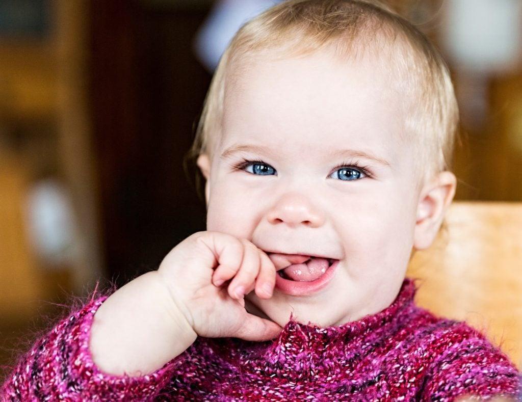 I bambini manifestano le emozioni con tutta la loro fisicità