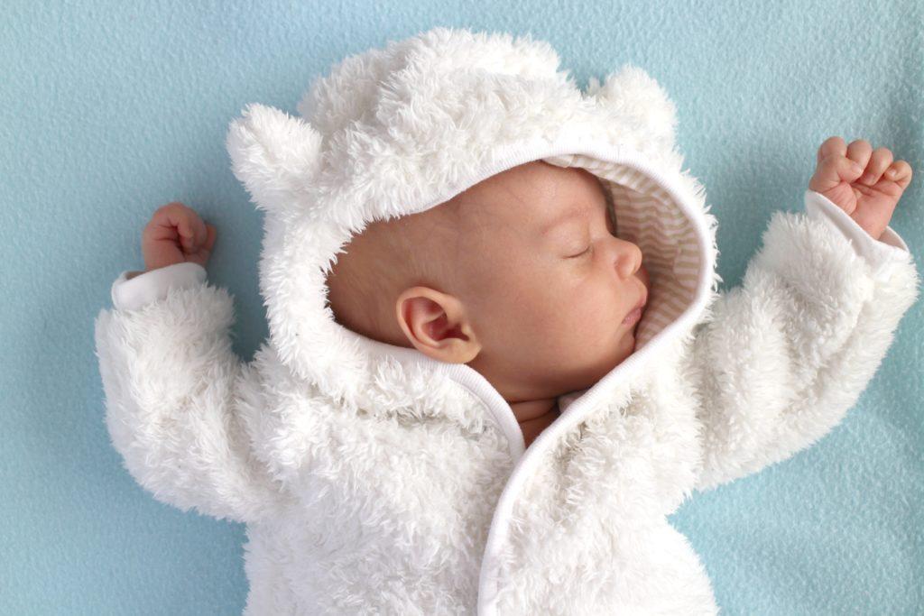 La stagione fredda è iniziata ed è tempo di pensare al guardaroba del vostro bebè