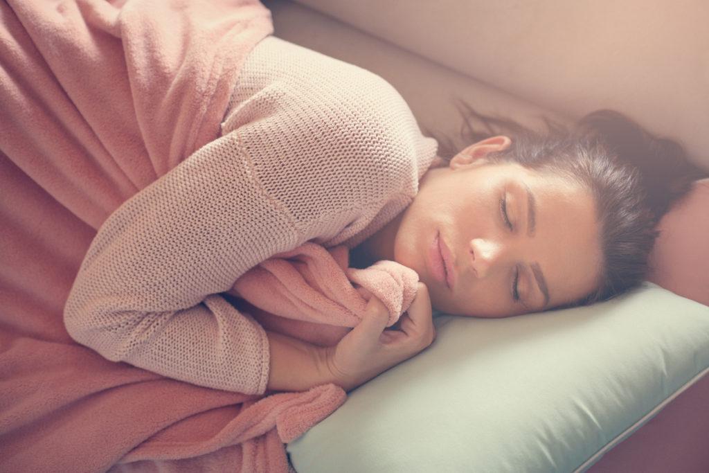 5 Mosse per addormentarsi velocemente
