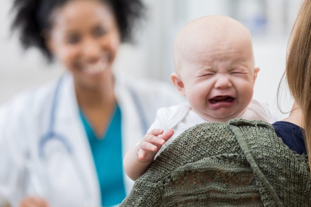 Il mughetto nei neonati