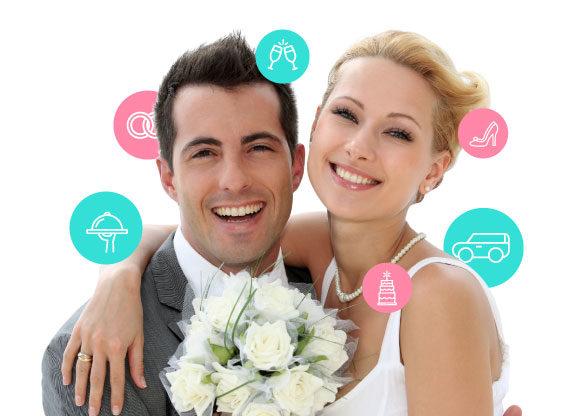 Portale per l'organizzazione del Matrimonio