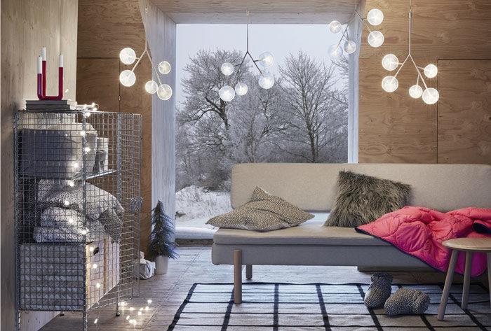 Addobbi natalizi Ikea