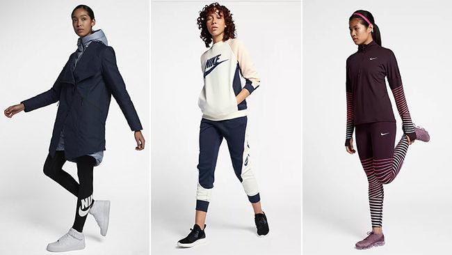 Nike collezione 2018
