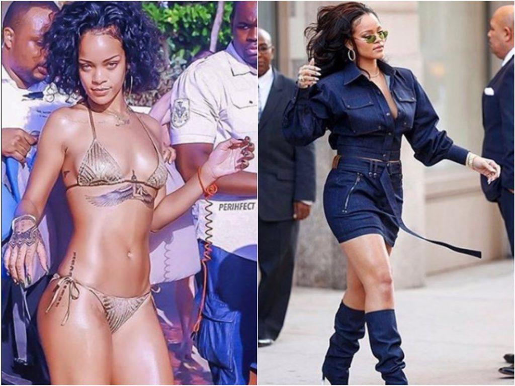 Che è Rihanna attualmente risalente 2014