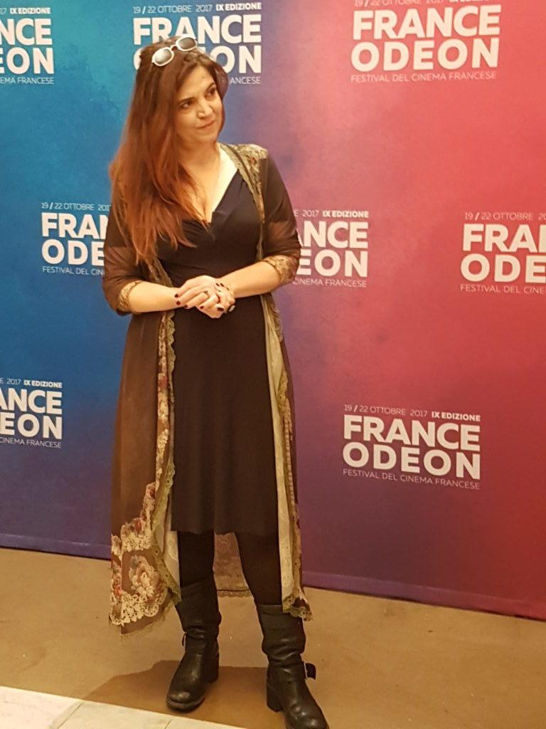 Agnès Jaoui presenta 50 primavere a Firenze.
