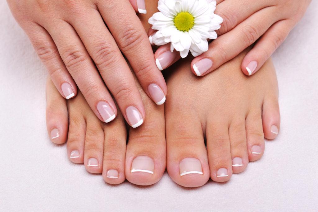 Cura delle unghie dei piedi