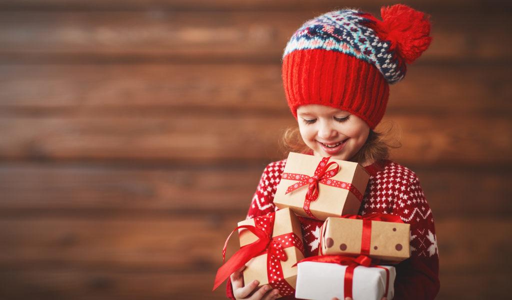 Cosa regalare ai più piccoli?