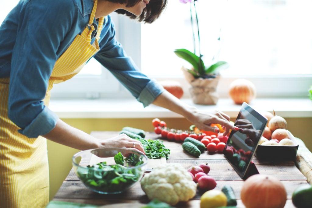 Scelta della verdura
