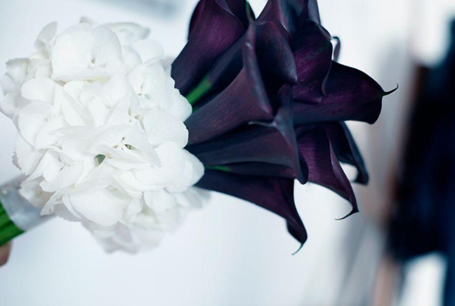 Bouquet Sposa Nero.Matrimonio Bianco E Nero Unadonna It Il Magazine Declinato Al Femminile