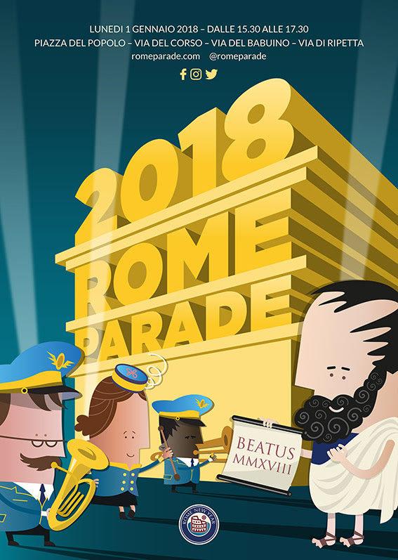Rome Parade 2018