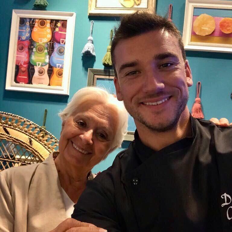 Chef Damiano e Clelia