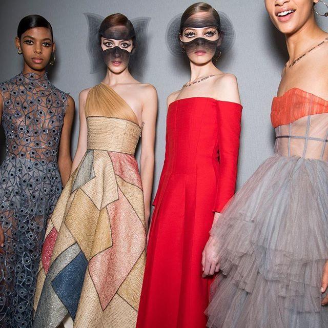 Make-up Dior - Fonte Instagram @dior.