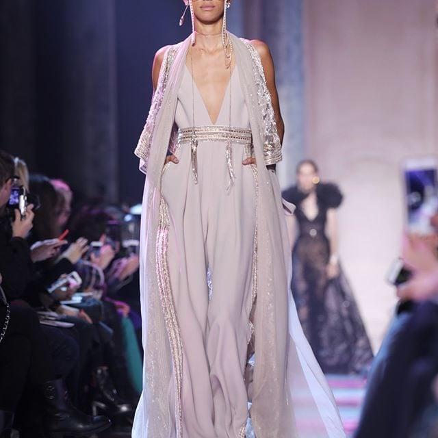 Elie Saab Haute Couture PE 2018