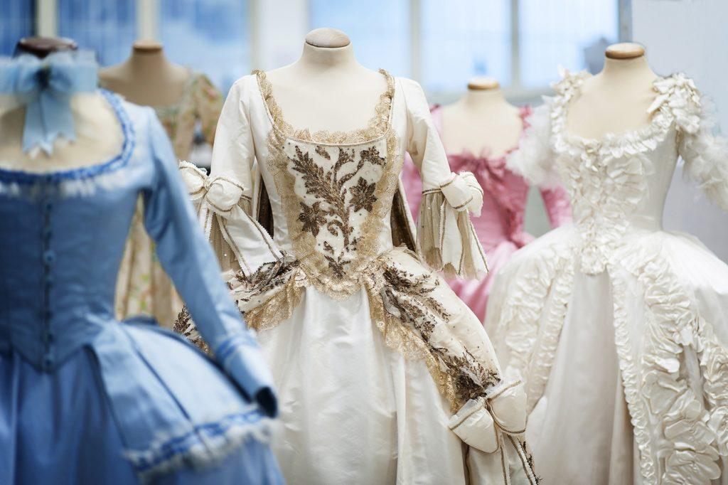 I costumi del film di Sofia Coppola Marie Antoinette