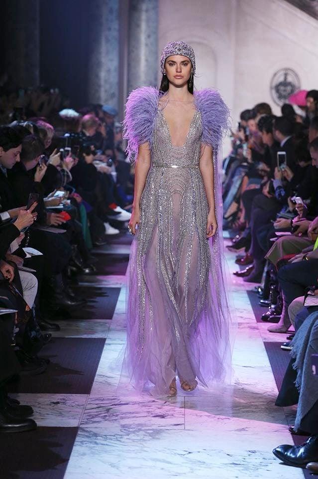 Elie Saab Haute Couture PE 2018.