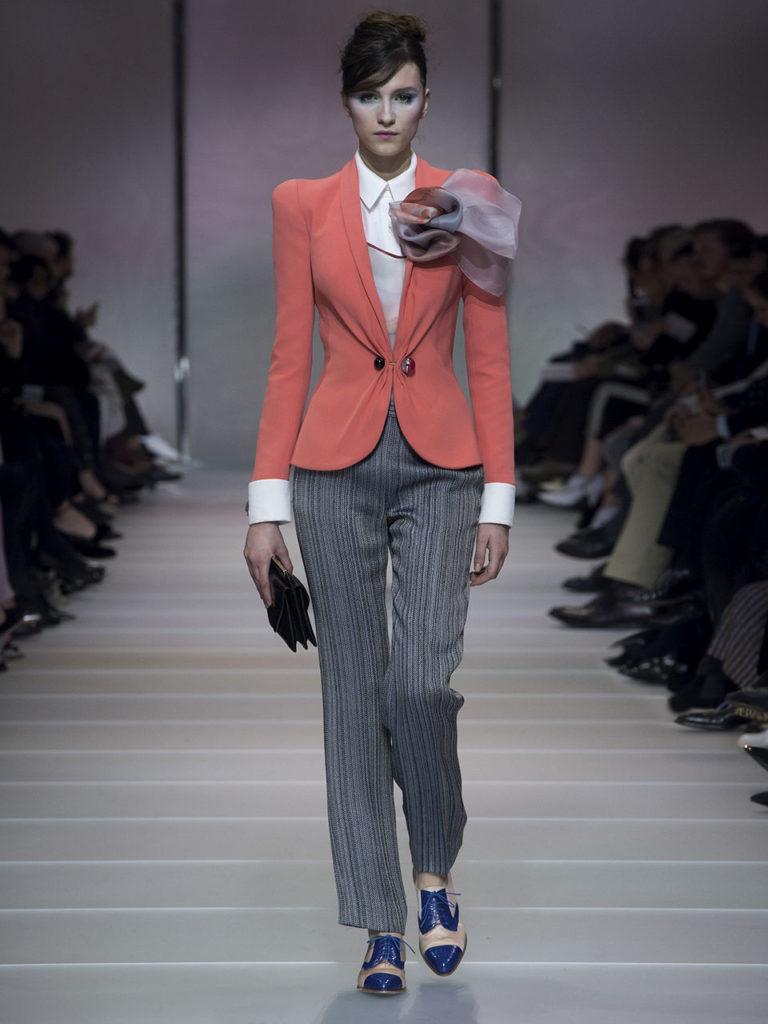 Giorgio Armani Haute Couture: sfilata Primavera-Estate 2018