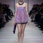 Giorgio Armani Privé Haute Couture SS 2018.