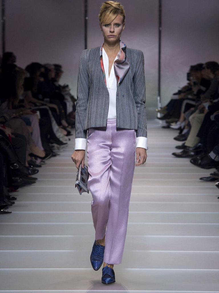sito affidabile bbb1b 36cd6 Giorgio Armani Privé Haute Couture: sfilata Primavera-Estate ...