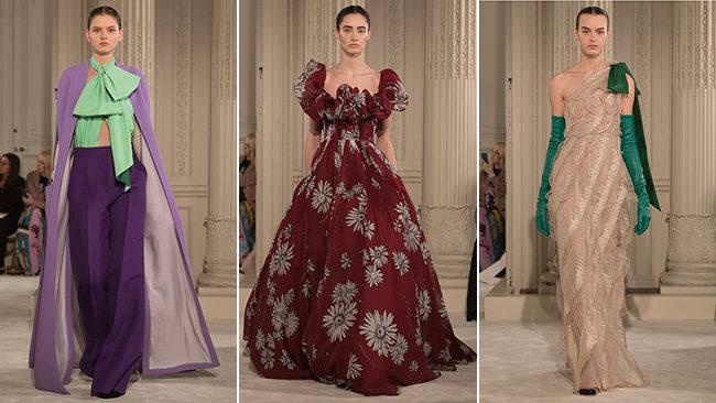 Valentino Haute Couture PE 2018