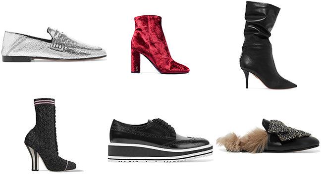 Scarpe alla moda 2018