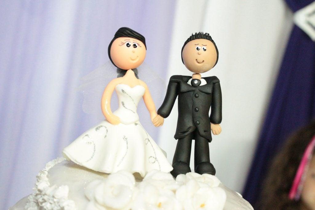 Cake topper sposi: personalizzati e i più richiesti