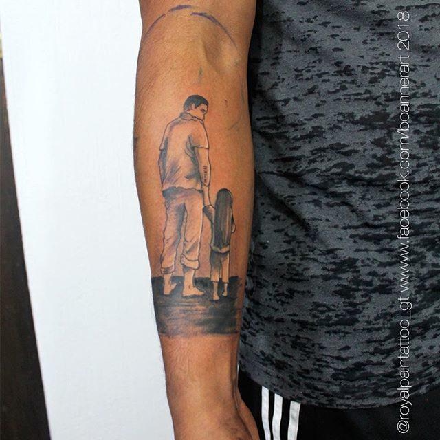 Tattoo Dedicato Al Papà Ecco Alcune Idee Unadonna