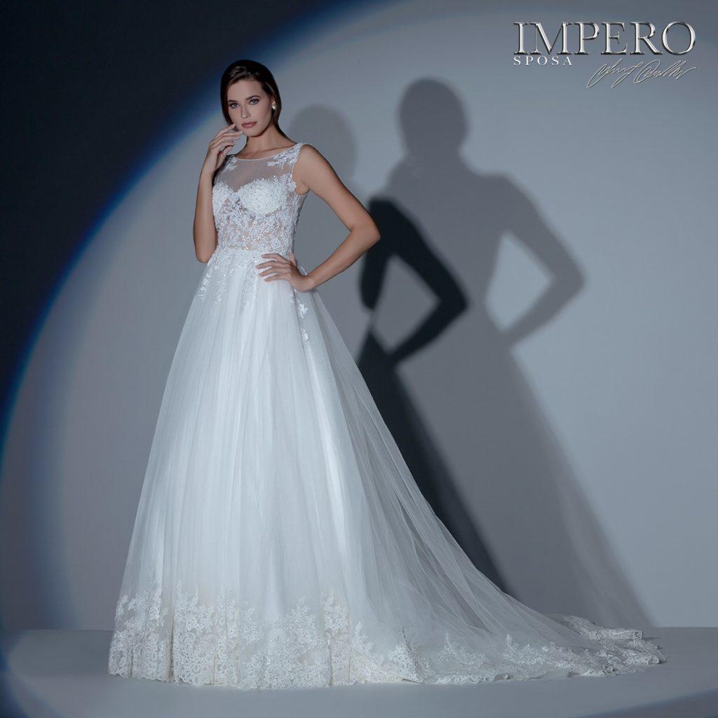 collezione bridal 2018 Impero couture