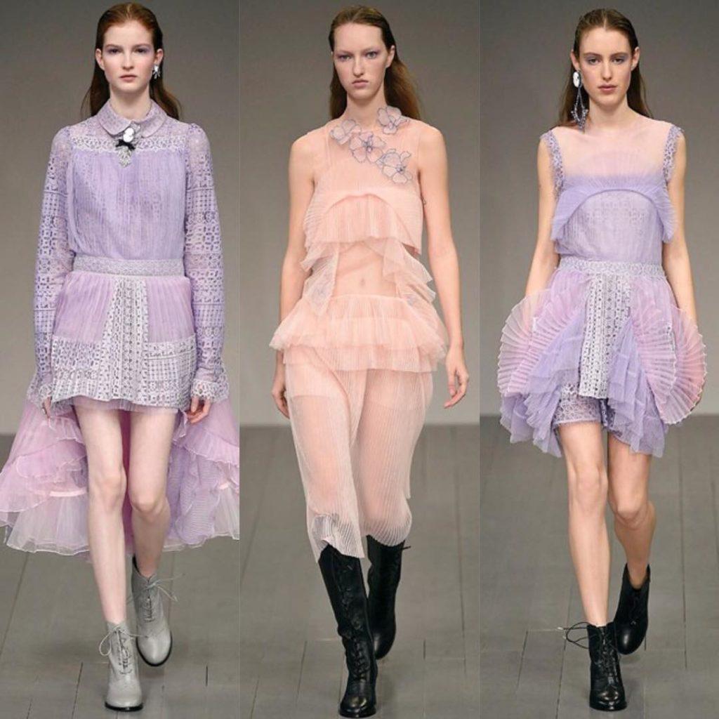 Idee beauty dalla London Fashion Week.