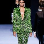 NYFW FW 2018: completo animalier by Tom Ford