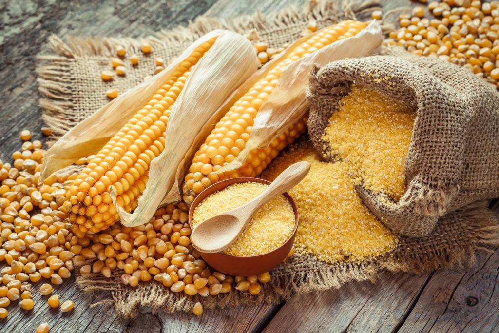 Trattamento capelli grassi farina di mais