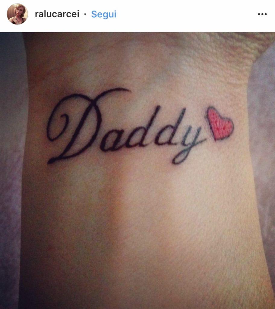 Tatuaggio padre