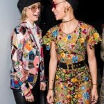Modelle per Dior PFW 2018-2019
