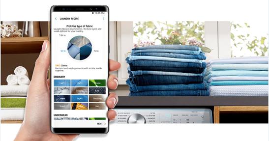 Con Q-rator puoi controllare la lavatrice col tuo smartphone
