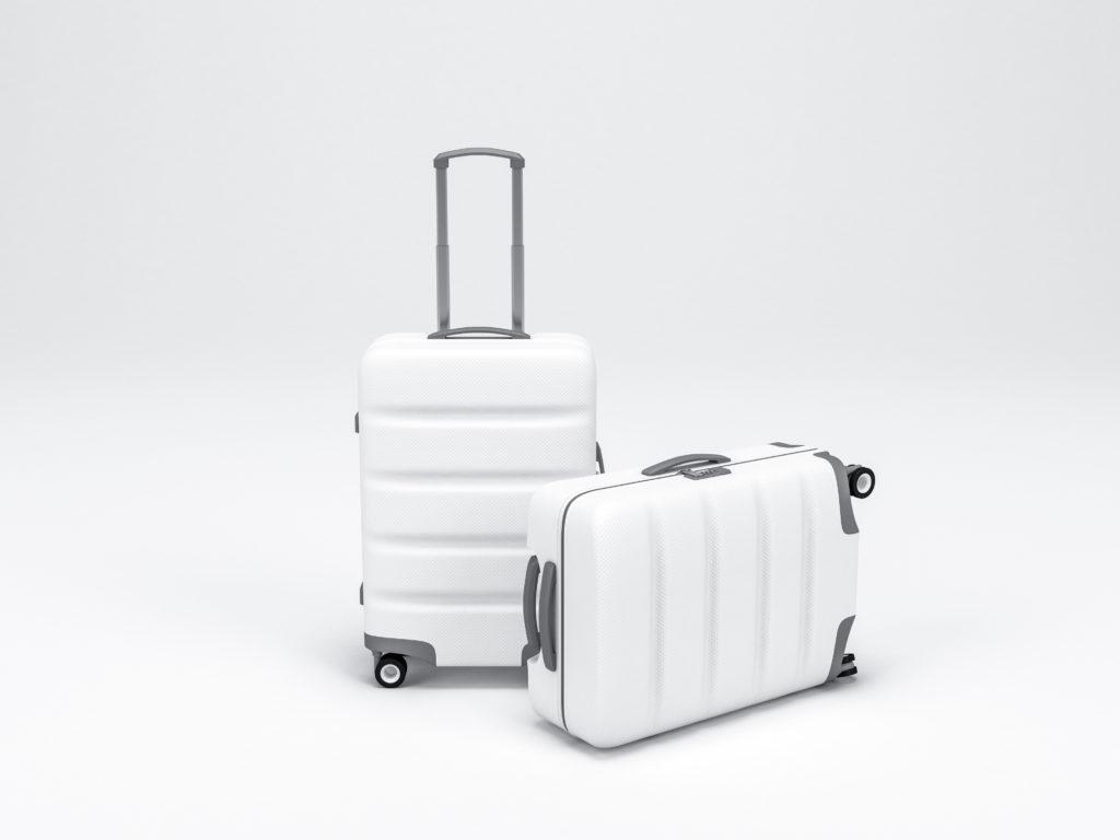 La valigia rigida va scelta in base al colore e agli accessori inclusi.