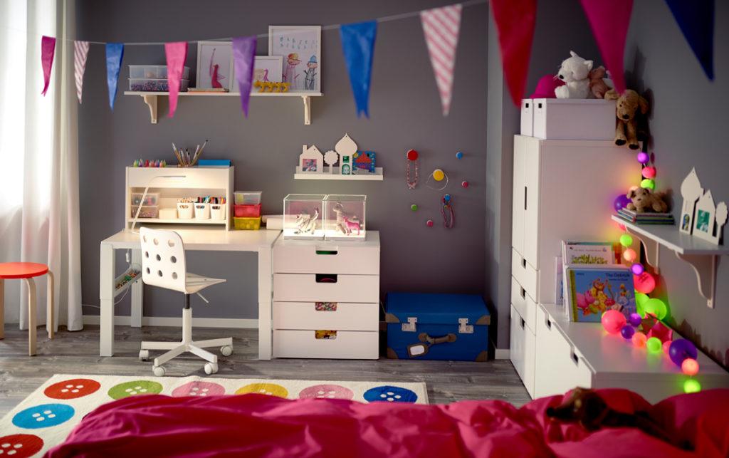 Scrivania: idee per arredare la cameretta dei più piccoli