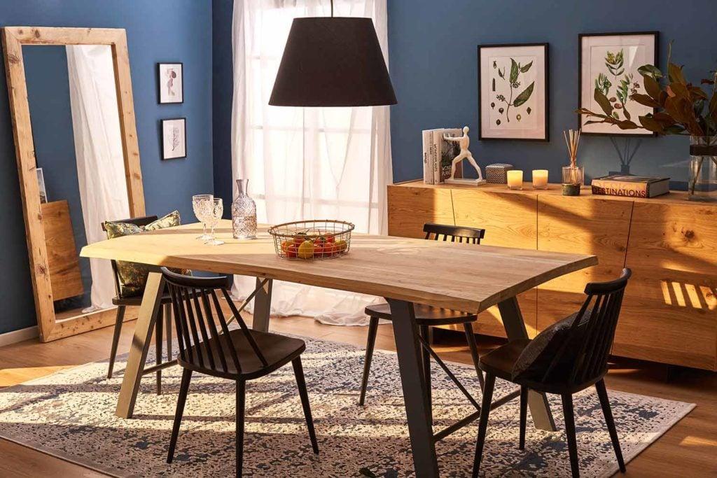 Sedie Lotta Windsor in legno di caucciù - Westwing
